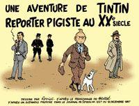 Québec : Rodier - Tintin reporter pigiste au XXe siècle