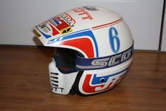 vintage race helmets - Google Search