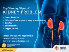 Top Warning signs of Kidney Problem If you are facing; - Lower Back Pain - Urination Patterns (urine is foamy, or Blood in Urine) - Swelling - Skin Problems - Oxygen Failure Immediate consult with our specialist Doctors Call Now : +91-88720 27036 Or Visit us at : www.spshospitals.com #kidneydisease #kidneytransplant #hospital_in_ludhiana