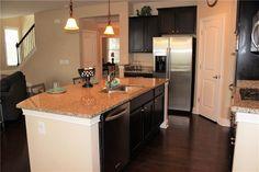 Copper Springs, Best Flooring, Granite Counters, Walk In Pantry, Wainscoting, Great Rooms, Hardwood Floors, Dining, Kitchen