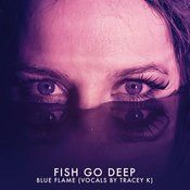 Blue Flame (vocals by Tracey K) by fishgodeep on SoundCloud Electronic Music, Deep Blue, Image, Fish, Pisces