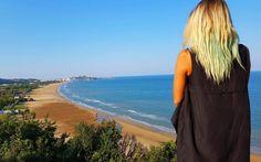Gargano in autunno, la mia breve fuga a Vieste  via @inviaggiodasola  #WeAreinPuglia