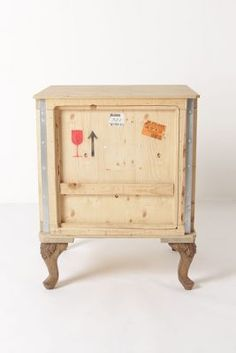 DIY crate Furniture - House & Home - Anthropologie.com