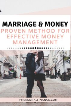 Money is one of the top reasons why marriages fail. In this post, I've outline 15 ways you and your spouse can mange money together as a couple and stop arguing about money. You'll be able to create a money management method that works! Budgeting System, Budgeting Finances, Making A Budget, Create A Budget, Money Makeover, Get Out Of Debt, Managing Your Money, Money Management, Money Tips