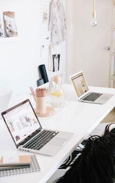 Oficina como en Casa. VSCO Journal, un lugar delicado e inspirador