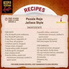 Pozole Rojo!  http://www.rumbameats.com/recipe/pork/pozole-rojo-jalisco-style