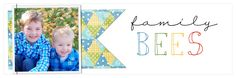 Family Bees: Buntings and banners and pennants, oh my!