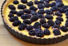 Szezonzáró szedres-citromos pite Sweet Stuff, Food, Essen, Meals, Yemek, Eten