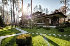 Prairie House by Yunakov Architecture (3)