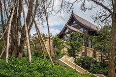 OAD projette la ressource de luxe de xishuangbanna de vista de wanda - Xishuangbanna, Yunnan, China