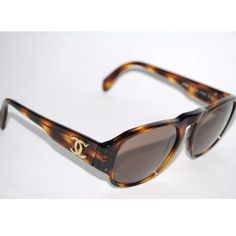 """WKND SALE Chanel Vintage Sunglasses FABULOUS vintage Chanel tortoiseshell glasses from the early '90s. They are in good vintage condition, some marks on the left side and the """"e"""" has worn off on the inside label. Awesome find at a great price! Lowest, on sale only though Sunday. CHANEL Accessories Glasses"""