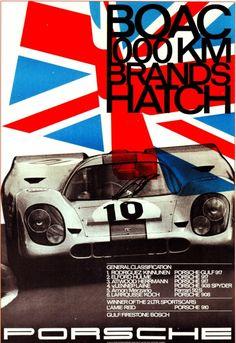 Toute une époque... 1000 km de Brands Hatch.