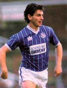 Mick Kennedy - hard tackling midfielder 1984-1987