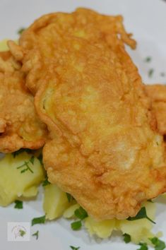 File de cod in crusta de aluat - CAIETUL CU RETETE Seafood, Food And Drink, Chicken, Recipes, Food, Pisces, Sea Food, Recipies, Ripped Recipes