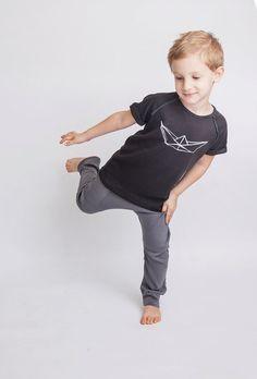 Boy Toddler Harem Pants  Toddler Boy Clothes Boy by TaluliStudio
