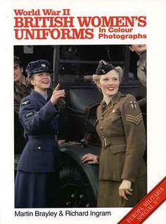 WW2 British women's uniform
