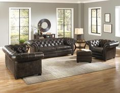 Victoria Living Room Collection