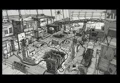 ArtStation - Shanty KZ2, michel voogt