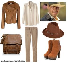 Indiana Jones (requested by littlelightlittlefire)