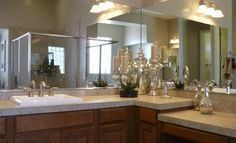 Another view of the wonderful Master Bath.