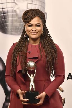 Ava DuVernay named Entertainer of the Year at the NAACP Image Awards and  Intro for January