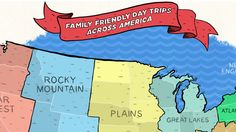 Find Family Friendly Day Trips in Any State with This Tool