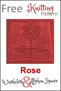 Knitted Dishcloth Patterns Free, Knitting Squares, Knitted Washcloths, Knit Dishcloth, Easy Knitting Patterns, Free Knitting, Knitting Projects, Knitting Ideas, Crochet Patterns