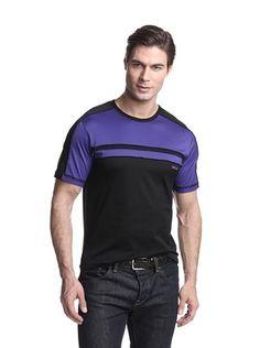 66% OFF Just Cavalli Men's Reverse Seams T-Shirt