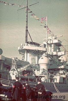 German battlecruiser KMS Scharnhorst