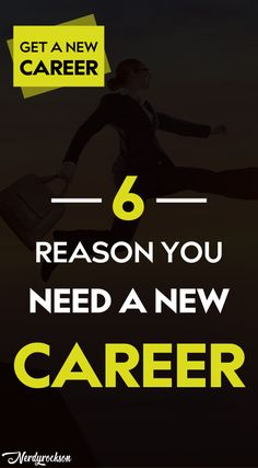 6 Reasons You Need a New Career Healthy Lifestyle Motivation, Life Motivation, Dead End Job, Courage To Change, Career Inspiration, We Are Young, Feeling Stuck, New Career, Do You Feel
