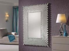 Espejos de Cristal modelo SALOME. Decoracion Beltran, tu tienda en internet de espejos de cristal modernos.