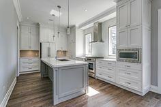 Stylish Contemporary Custom Build in Trendy Kerr Village | 156 Herald Avenue, Oakville