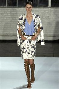 Spring Summer 2013: Altuzarra, New York - click on the photo to see the complete collection and review on Vogue.it