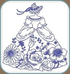 Affordable Machine Embroidery Designs with Great Quality Basic Hand Embroidery Stitches, Embroidery Transfers, Machine Embroidery Designs, Embroidery Patterns, Quilt Patterns, Embroidered Quilts, Vintage Embroidery, Southern Belle, Yarn Crafts