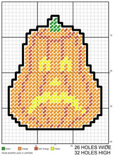photo relating to Free Printable Halloween Plastic Canvas Patterns named 35 Most straightforward Halloween Plastic Canvas Behavior photos within just 2016