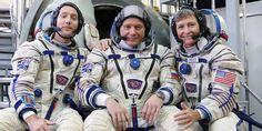 Dernières confidences de Thomas Pesquet avant son départ pour la Station spatiale internationale - Le Monde