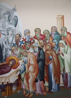 Married With Children, Orthodox Icons, Virgin Mary, Christ, Saints, Projects To Try, Creations, Portraits, Fine Art