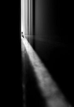 Minimalistische Schwarz-Weiß Fotos von Pedro Díaz Molins