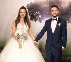Rüzgar Erkoçlar evlendi
