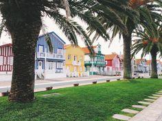 """Canais e casas coloridas: um passeio por Aveiro, a """"Veneza de Portugal"""""""