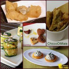 8 Antipasti finger food per Natale raccolta ricette il chicco di mais