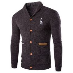SHARE & Get it FREE | Casual Solid Color Cardigan For MenFor Fashion Lovers only:80,000+ Items • FREE SHIPPING Join Twinkledeals: Get YOUR $50 NOW!