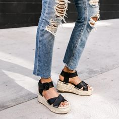 """S H E R Y L on Instagram: """"Espadrilles are my new jam, linked this exact pair and some other faves via @liketoknow.it www.liketk.it/2j0Bd #liketkit"""""""