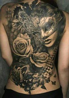 50 Back Tattoos for Women -. - 50 Back Tattoos for Women - 50 Back Tattoos for Women - - 50 Back Tattoos for Women - Tattoo Back Girl, Tattoo Girls, Back Piece Tattoo, Pieces Tattoo, Back Tattoo Women, Sleeve Tattoos For Women, Tattoo Sleeve Designs, Tattoos For Women Small, Tattoo Designs Men