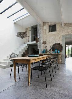 my scandinavian home: Concrete stairway to heaven