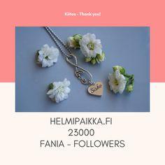Valitse www.helmipaikka.fi koruverkkokaupasta mitä tahansa ja  voit voittaa sen! Osallistu arvontaan Facebookissa 7.12.2019 mennessä.