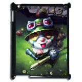 A great teemo scout ipad decal.