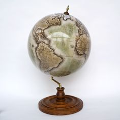 Bellerby  Co Globemakers, Livingstone Globe Handmade