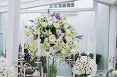 Nossas flores com toque de lavanda… Inspiração provénce <3