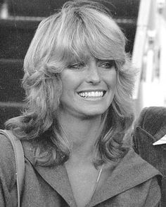 Farrah Fawcett's Hairstyles Pays Tribute to the Farrah of Yesteryear